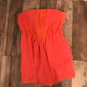 Rachel Roy Leopard Mini Dress